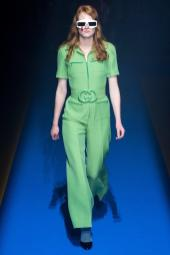 Sophia Friesen - Gucci Spring 2018 Ready-to-Wear
