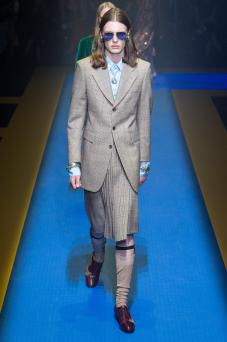 Fergus Bailey - Gucci Spring 2018 Ready-to-Wear