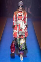 Fabienne Dobbe - Gucci Spring 2018 Ready-to-Wear