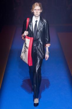 Christine Falk Mogensen - Gucci Spring 2018 Ready-to-Wear