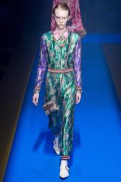Oliver Hayes - Gucci Spring 2018 Ready-to-Wear