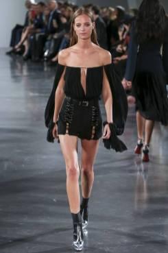 Ine Neefs - Mugler Spring 2018 Ready-to-Wear
