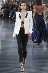 Andreea Diaconu - Mugler Spring 2018 Ready-to-Wear