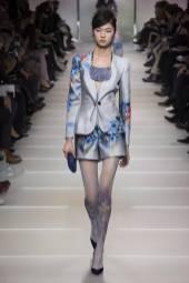 Sijia Kang - Armani Privé Spring 2018 Couture