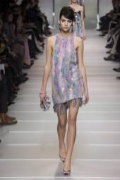 Evgenia Dubinova - Armani Privé Spring 2018 Couture
