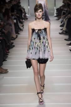 Lucia Lopez - Armani Privé Spring 2018 Couture