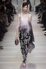 Yana Kim - Armani Privé Spring 2018 Couture