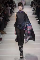 Joanna Krneta - Armani Privé Spring 2018 Couture