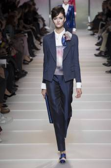 Vika Karelaya - Armani Privé Spring 2018 Couture