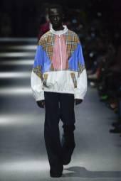 Malick Bodian - Burberry Spring 2018 Ready-to-Wear