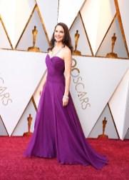 Ashley Judd - Elbise: Badgley Mischka, Takılar: Bvlgari