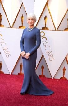 Helen Mirren - Elbise: Reem Acra