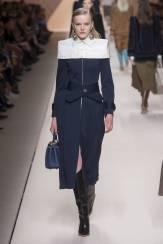 Hannah Motler - Fendi Fall 2018 Ready-to-Wear