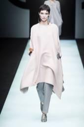 Janice Alida - Giorgio Armani Fall 2018 Ready-to-Wear