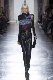Marjan Jonkman - Versace Fall 2018 Ready-to-Wear