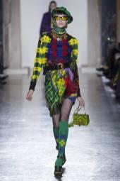 Grace Hartzel - Versace Fall 2018 Ready-to-Wear
