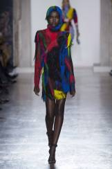 Adut Akech - Versace Fall 2018 Ready-to-Wear