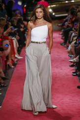 Taylor Hill - Brandon Maxwell - Spring 2019 Ready-to-Wear