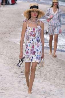Michelle Van Bijnen - Chanel Spring 2019 Ready-to-Wear