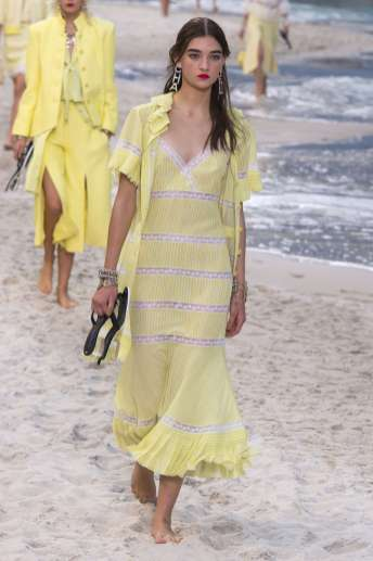Ratner - Chanel Spring 2019 Ready-to-Wear