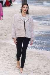 Vittoria Ceretti - Chanel Spring 2019 Ready-to-Wear