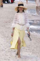 Carolina Thaler - Chanel Spring 2019 Ready-to-Wear