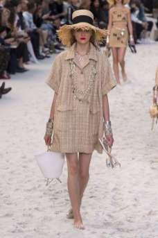Lia Pavlova - Chanel Spring 2019 Ready-to-Wear