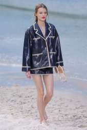 Kris Grikaite - Chanel Spring 2019 Ready-to-Wear