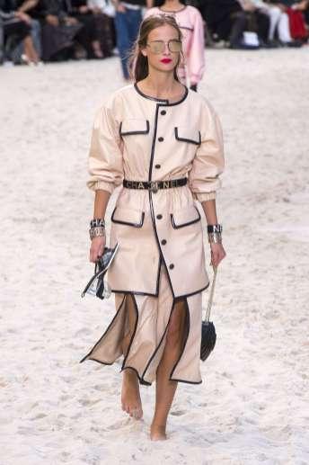 Ine Neefs - Chanel Spring 2019 Ready-to-Wear