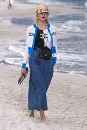 Rozanne Verduin - Chanel Spring 2019 Ready-to-Wear