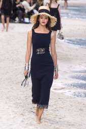 Greta Varlese - Chanel Spring 2019 Ready-to-Wear