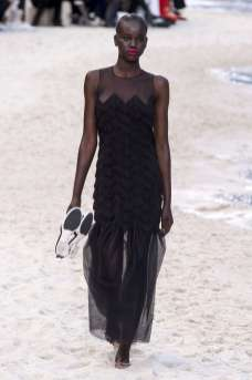 Adut Akech - Chanel Spring 2019 Ready-to-Wear