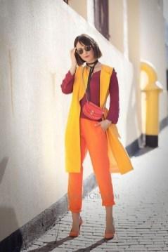 Como combinar cor de laranja - Nível Avançado 4