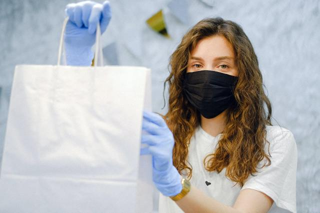 Compras durante a pandemia