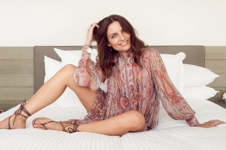 Apa kata pakar gaya mengenai baju kerja yang pas: Gabrielle Hackworthy.
