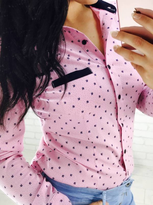 Koszula Canadi różowa