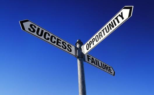 success failure oppertunity