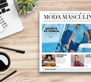 Moda Masculina Journal #010 Moda Masculina Journal #010