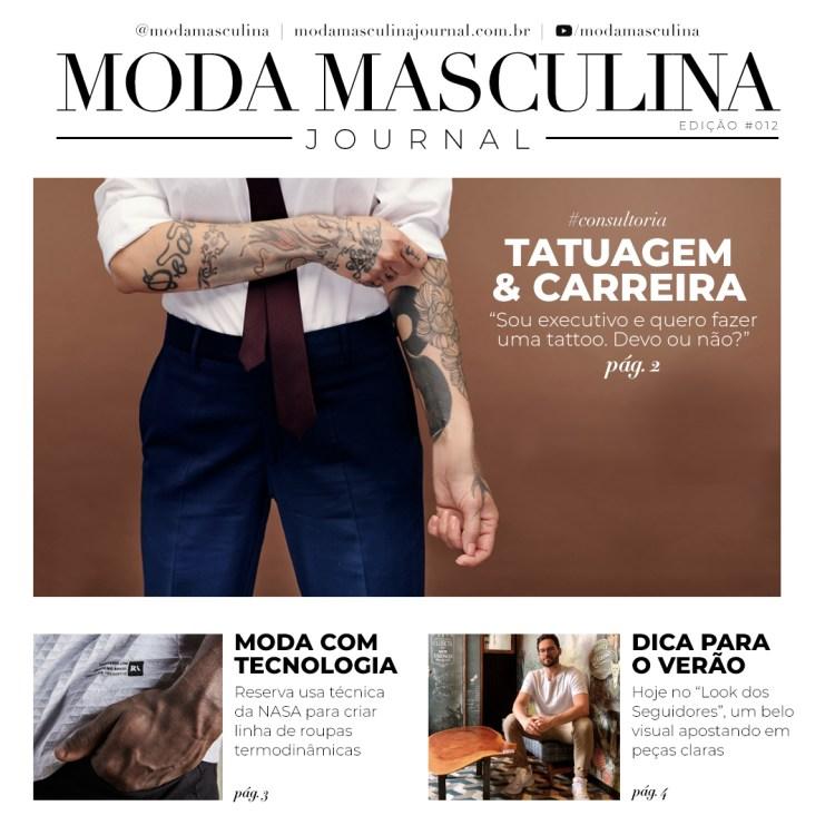 Moda Masculina Journal 12