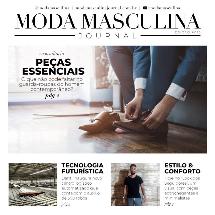 moda masculina journal #015