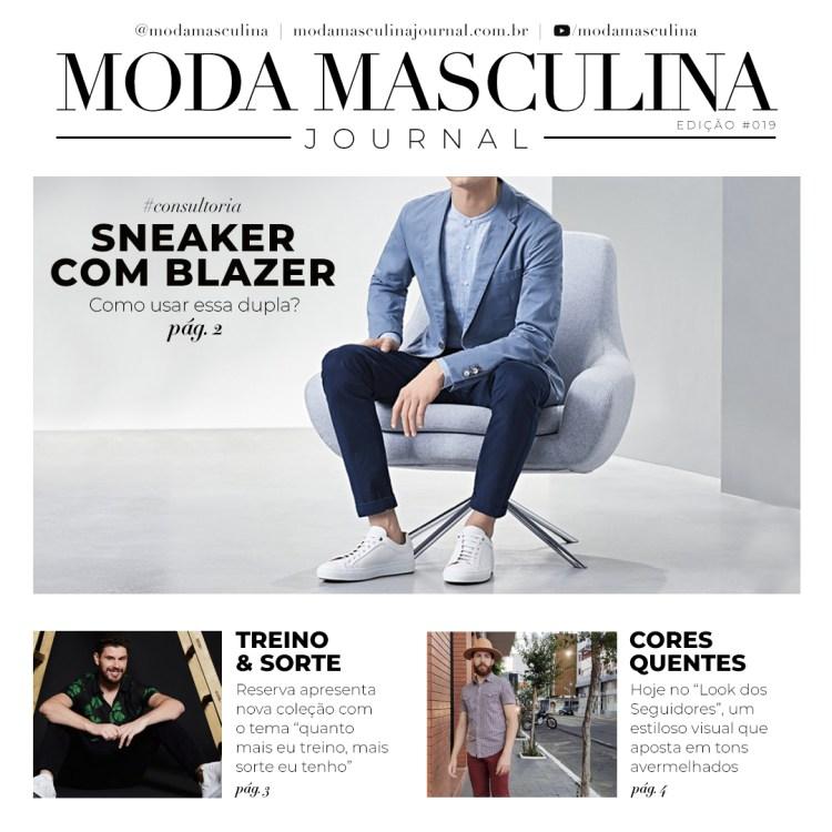 Moda Masculina Journal #019