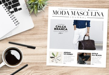 Moda Masculina Journal #020