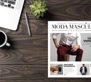 Moda Masculina Journal #025