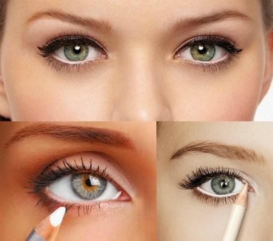 Comment peindre les yeux avec un crayon