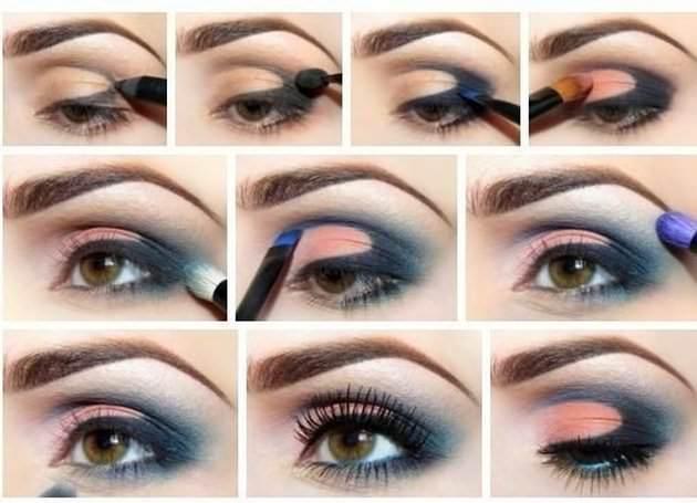 maquillage du soir