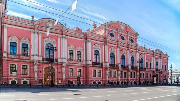 Дворец Белосельских-Белозерских в Санкт Петербурге. Фото
