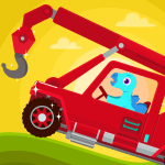 Dinosaur Rescue: Trucks 1.0.8 Mod Download – for android