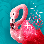 Glitty – color glitter art 1.0.1 Mod Download – for android