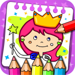 Princess Coloring Book & Games 1.33 Mod Download – for android
