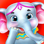Baby Elephant – Circus Flying & Dancing Star! 1.0.4 Mod Download – for android